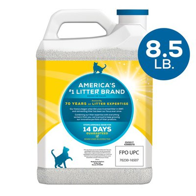 Purina Tidy Cats Light Weight, Low Dust, Clumping Cat Litter, LightWeight Instant Action Cat Litter