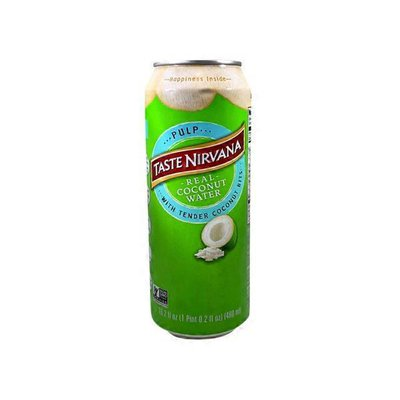 Taste Nirvana Real Coconut Water with Pulp