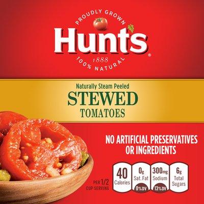 Hunt's Stewed Tomatoes