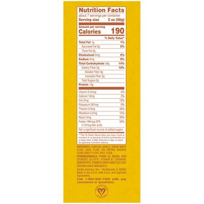Barilla® Protein+ Grain & Legume Pasta Farfalle