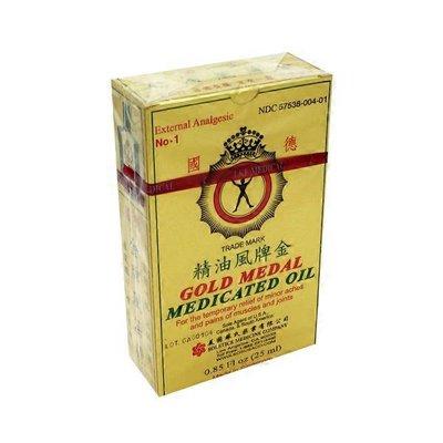 Solstice Gold Medal Medicated Oil