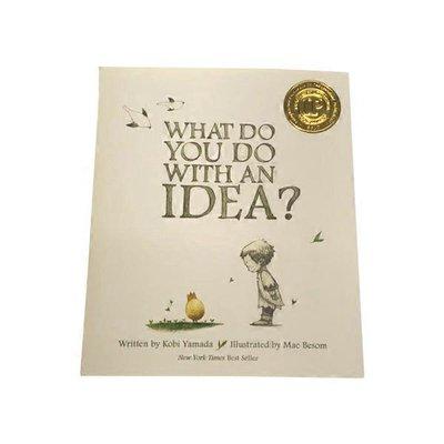 Kobi Yamada What Do You Do With An Idea
