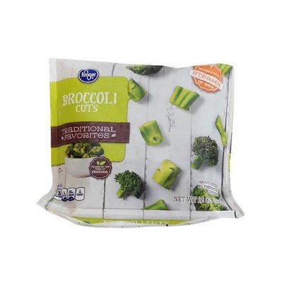 Kroger Frozen Broccoli Cuts