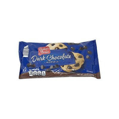 Baker's Corner Dark Chocolate Morsels