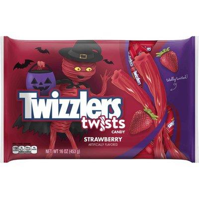 Twizzlers Twists Strawberry Candy