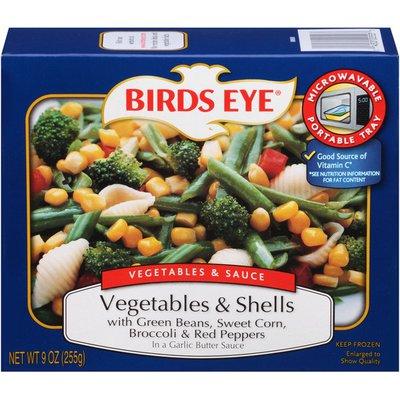 Birds Eye In Garlic Butter Sauce Vegetables & Shells