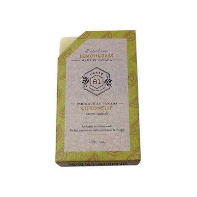 Crate 61 Lemongrass Soap