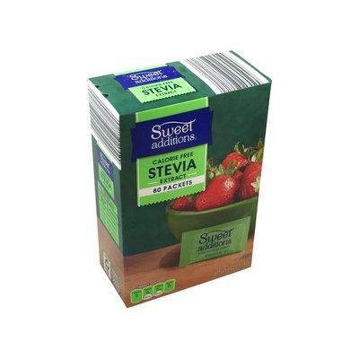Sweet Additions Stevia Sweetener