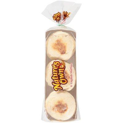 Nature's Own Original English Muffins