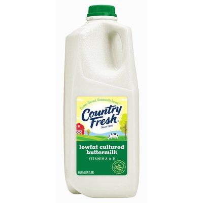 Country Fresh Buttermilk 1% Lowfat Stabilized