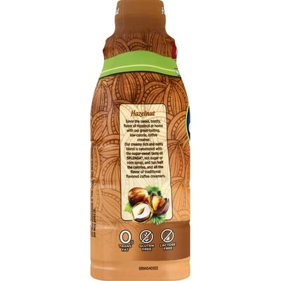 Splenda Coffee Creamer, Hazelnut