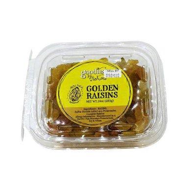 Goodies by Nature Golden Raisins
