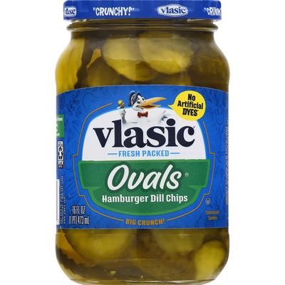 Vlasic Pickles, Hamburger Dill Chips