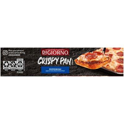 DiGiorno Pepperoni Frozen Pizza on a Crispy Pan Crust
