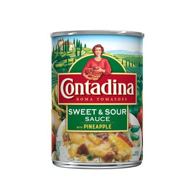 Contadina with Pineapple Sweet & Sour Sauce
