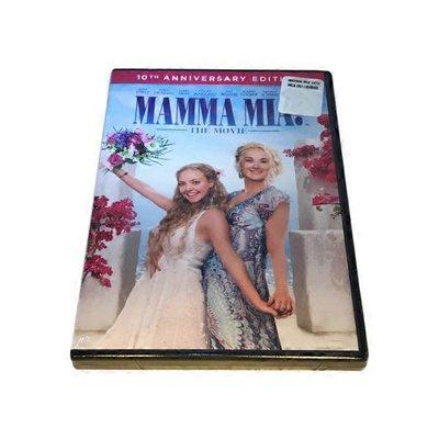 Universal Studios Mamma Mia 10th Anniversary Edition DVD