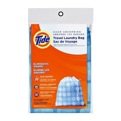 Tide Odor Absorbing Travel Laundry Bag
