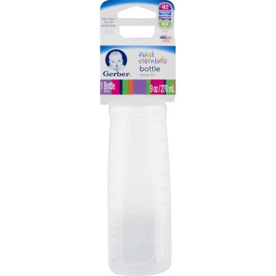 Gerber First Essentials Bottle