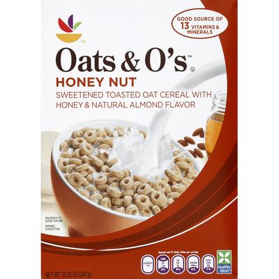SB Oats & O's, Honey Nut