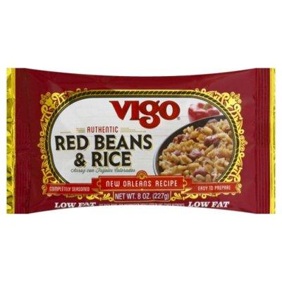 Vigo Red Beans & Rice, Authentic