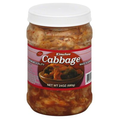 Sweet Charlie Kimchee, Cabbage