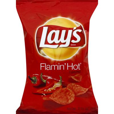 Lay's Flamin Hot Potato Chips