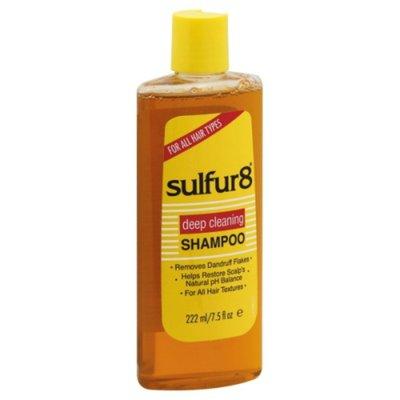 Sulfur8 Shampoo, Deep Cleaning