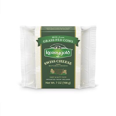 Kerrygold Grass-Fed Swiss Wedge,