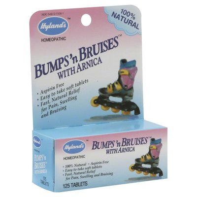 Hyland's Bumps'n Bruises with Arnica, Tablets