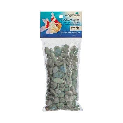Imagitarium Slate Rock Aquarium Accent Gravel