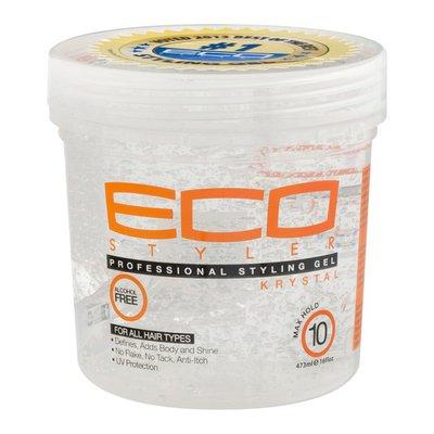 Eco Styler Styling Gel, Professional, Krystal, Max Hold 10