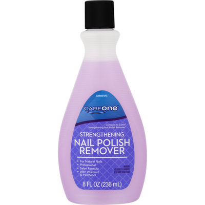 CareOne Strengthening Nail Polish Remover