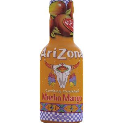Arizona Cowboy Cocktail, Mucho Mango