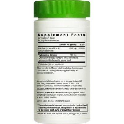 Rainbow Light Super C Dietary Supplement Tablets
