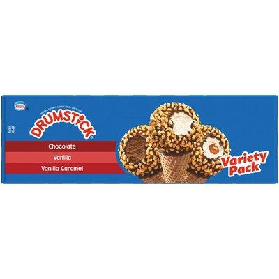 Drumstick Dairy Dessert Cones Variety Pack