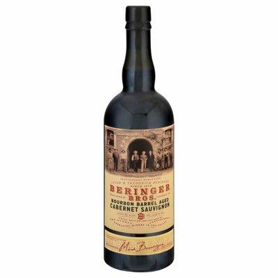 Beringer Cabernet Sauvignon, Bourbon Barrel Aged, California