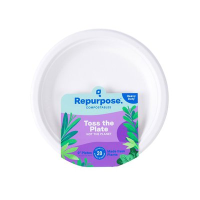 Repurpose Eco-Dinner Plates