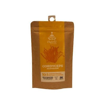 Hybrid Herbs Cordyceps Mushroom Concentrated Extract Powder