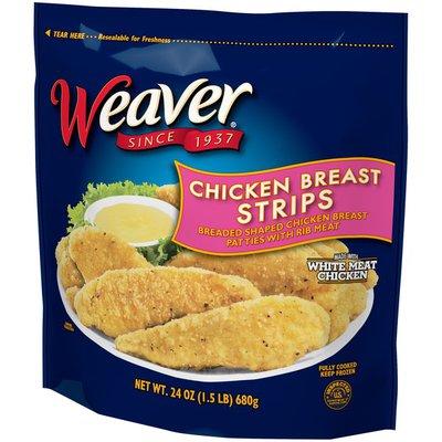 Weaver Chicken Breast Strips