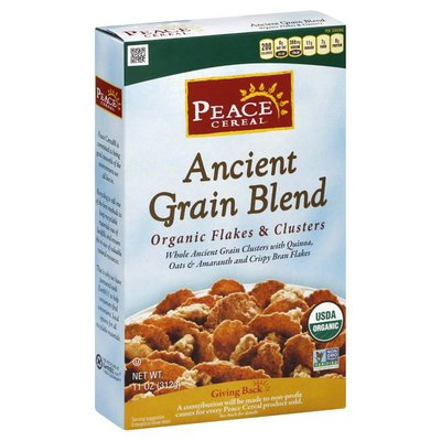 Peace Cereal Cereal, Ancient Grain Blend