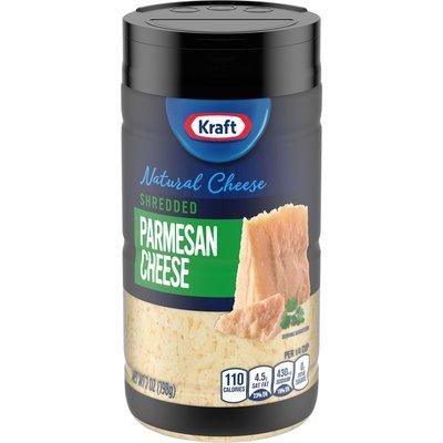 Kraft Parmesan Shredded Cheese