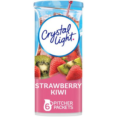 Crystal Light Strawberry Kiwi Artificially Flavored Powdered Drink Mix