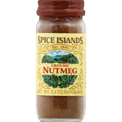 Spice Islands Nutmeg, Ground
