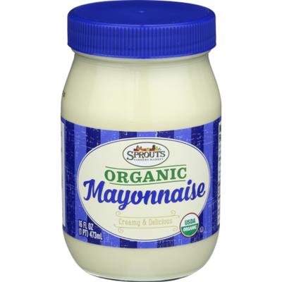 Sprouts Organic Mayonnaise