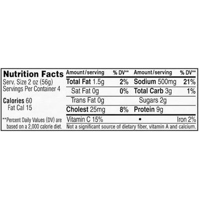 Oscar Mayer Deli Fresh Maple Honey Ham, Bold, 97% Fat Free, Gluten Free