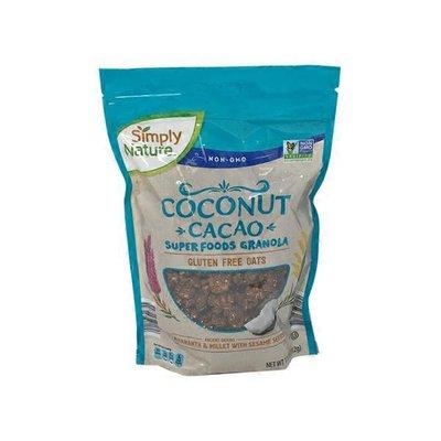 Simply Nature Coconut Cacao Granola