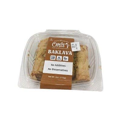 Oasis Foods Baklava