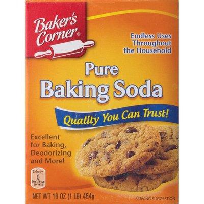 Baker's Corner Baking Soda