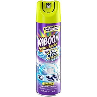 Kaboom Foam-Tastic Fresh Scent Bathroom Cleaner