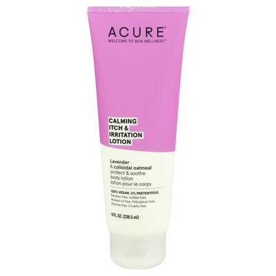 ACURE Lotion, Calming Itch & Irritation